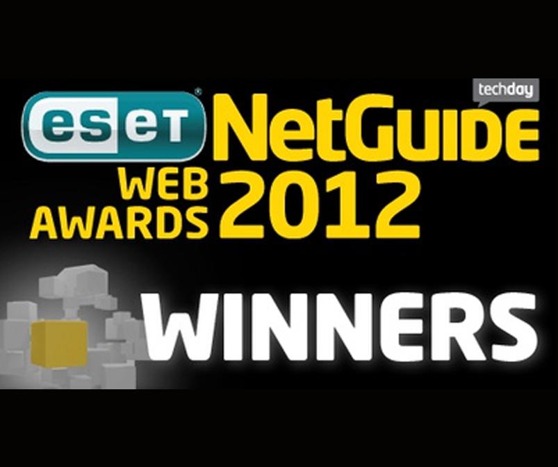 We're 2013 NetGuide Web Award Winners