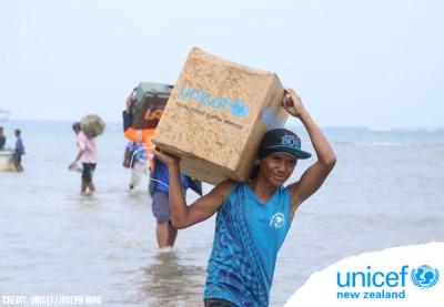 UNICEF New Zealand – Fiji Appeal