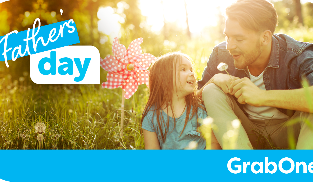 Buy any Father's Day deal for a chance to win one of five $200 GrabOne credits