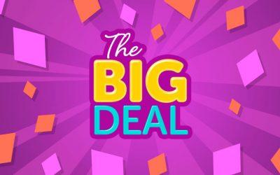 GrabOne's BIG Deal!